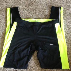 Size M Nike Running Legging